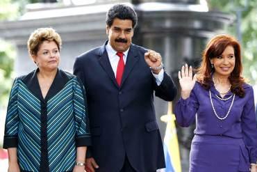 ¡MALO MALO! Rousseff reelegida para segundo periodo presidencial en Brasil: Maduro feliz (+Tuits)