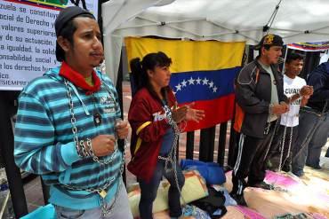 ¡GRAVE! Colombia expulsa a tercer activista, Alfonso Caro, y lo entrega al régimen de Maduro