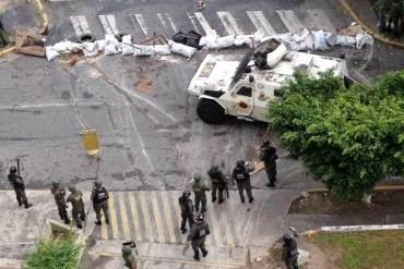 ¡ORDEN DE MADURO! 21 detenidos en Barquisimeto y 20 en Caracas en protestas de este viernes
