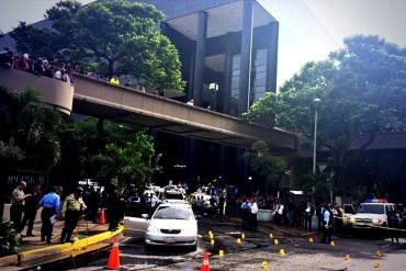 ¡MAÑANA SANGRIENTA! Dos tiroteos dejan tres muertos en distintas zonas de Caracas este #12S