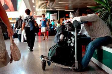 ¡CASTIGO DEL RÉGIMEN! Venezolanos con ciudadanía estadounidense varados por falta de visa