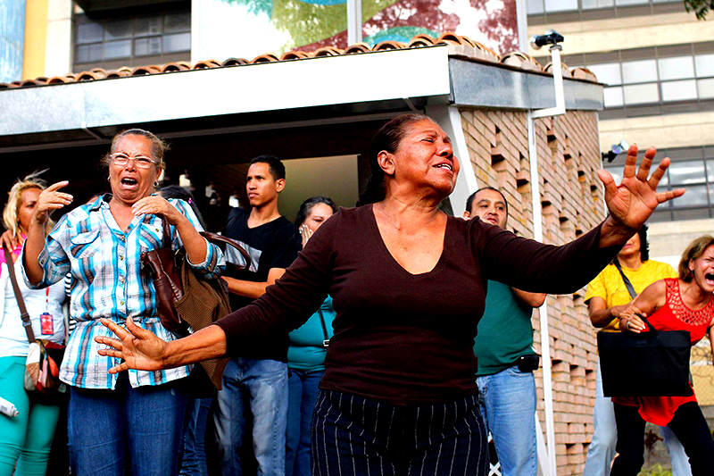 familiares-chavistas-asesinato-inseguridad