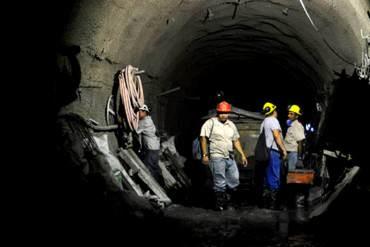 ¡HECHO EN REVOLUCIÓN! Por falta de mantenimiento se derrumbó túnel de la represa Yacambu-Quibor