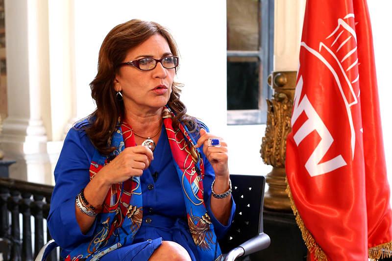"¡SIGUE PICADA! Jacqueline Faría: ""Pastrana y Piñera se presentaron en Ramo Verde a montar un show"""