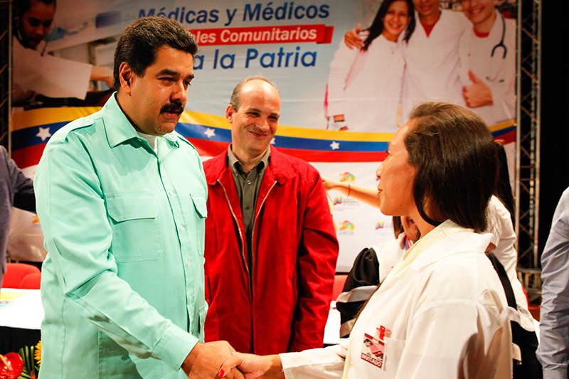 """¡CINISMO SIN LÍMITES! Maduro: """"Tenemos los sistemas de salud MÁS poderosos de América Latina"""""""