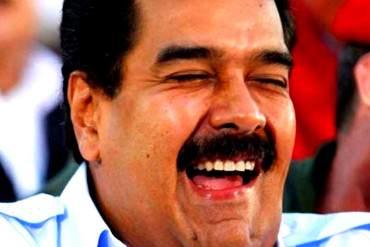 ¡AAAAY, VAAAALE! Maduro también se lanzó su chinazo con El Palito (+Video)