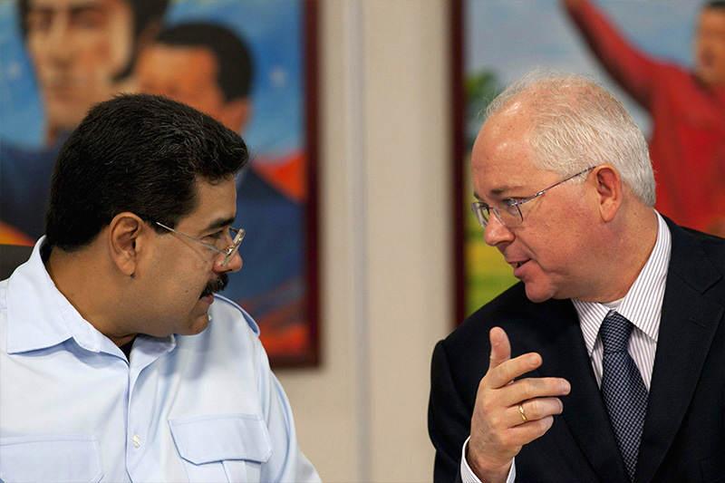 Rafael-Ramirez-y-Nicolas-Maduro