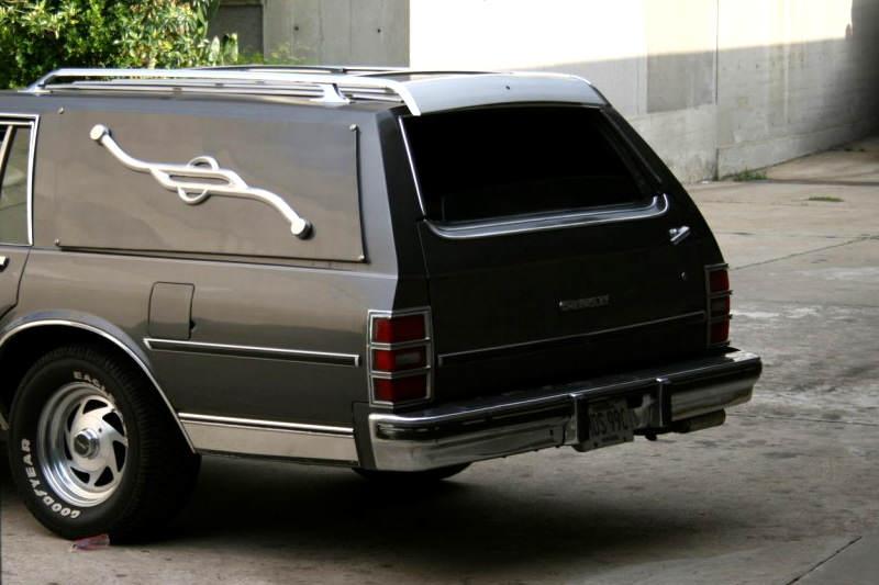 Carro Funebre robado en Venezuela