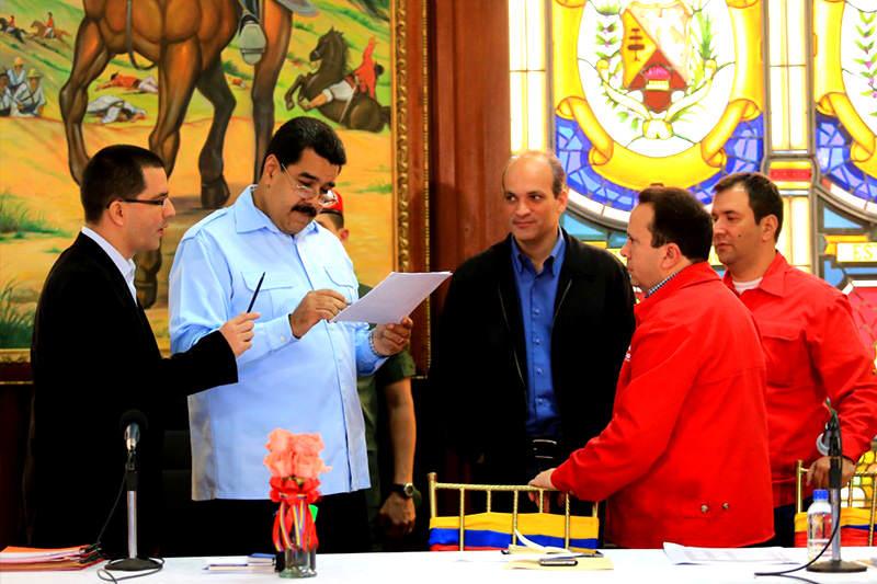 Gobierno-Maduro-gabinete-economico