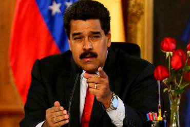 """¡EL DICTADOR DESESPERADO! Maduro llevará a Madrid exposición sobre """"logros chavistas"""""""