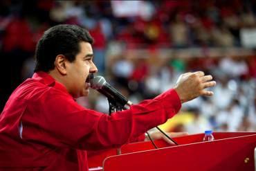 """¡CRECE EL DELIRIO! Maduro denuncia un nuevo """"plan de magnicidio"""" en su contra"""