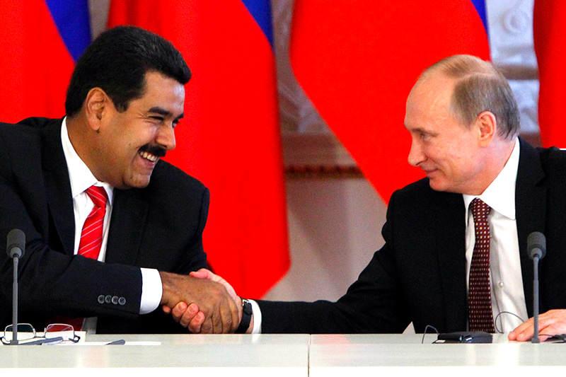 Rusia-Venezuela-Putin-Maduro