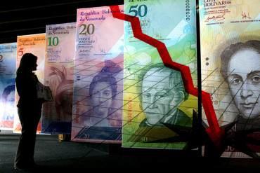 ¡EL INCAPAZ QUEBRÓ AL PAÍS! Inminente caída del bolívar en frontera DISPARA el dólar paralelo