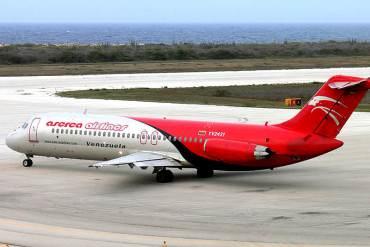 ¡QUÉ PELIGRO! Avión de Aserca aterrizó de emergencia en aeropuerto dominicano: 130 personas a bordo