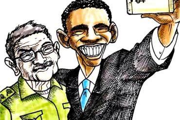 ¡LO QUE VIENE! Acercamiento de Castro con Obama impulsa la separación de Cuba y Venezuela