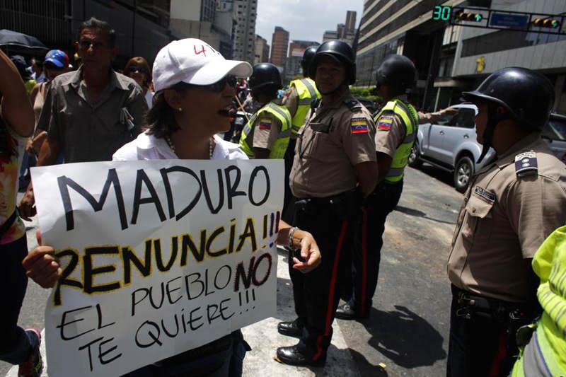 ¡PURA PATRIA! En Venezuela crece el inconformismo: los problemas son cada vez más