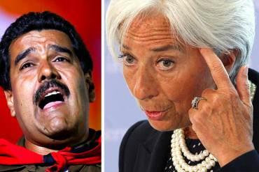 ¡CON TODA RAZÓN! El FMI se queja de la falta de información económica de Venezuela