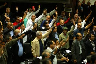 ¡HACIENDO DESASTRES ANTES DE PARTIR! AN aprobó Ley de Comunicación del Poder Popular