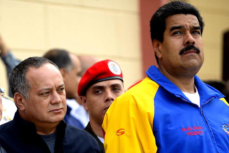 Maduro-Diosdado-Gobierno