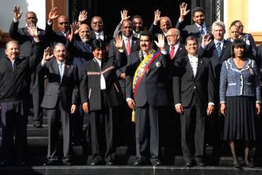 ¡LOS RECORTES SON PARA EL PUEBLO! Maduro garantiza el petróleo regalado a Petrocaribe