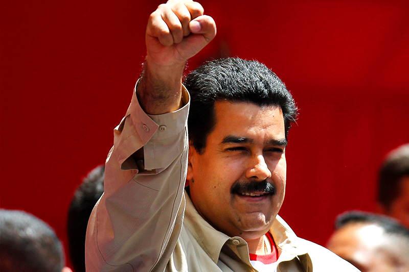 Nicolas-Maduro-exito-logro