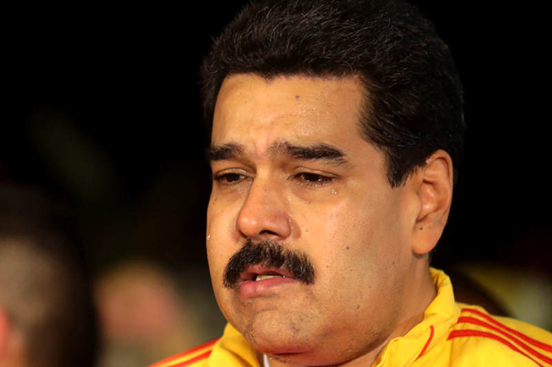 Nicolas-Maduro-llorando-triste-preocupado