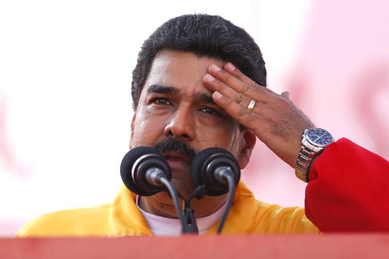 Nicolas Maduro preocupado por crisis en Venezuela
