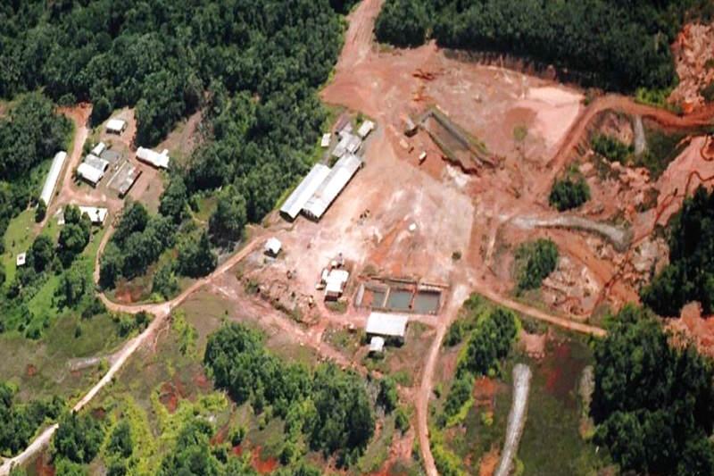 Proyecto Brisas de la Mineria Gold Reserve