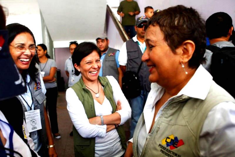 Tibisay-Lucena-CNE-Sandra-Oblitas