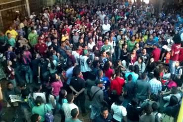 """¡SUELTA EL COROTO TIBISAY! El CNE pone trabas a jóvenes porque el 80% de ellos """"quiere un cambio"""""""