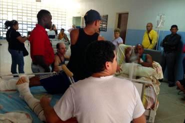 """¡AGONIZANTE ESPERA! Pacientes amenazan con huelga de """"sangre y hambre"""" para que los operen"""