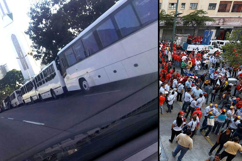 protesta-chavista