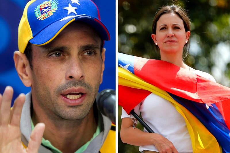 Capriles-Vs-Maria-Corina-Machado-MCM