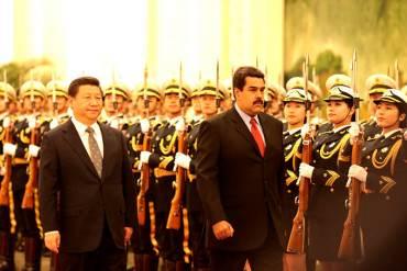 ¡RINDIENDO CUENTAS AL JEFE! Nicolás Maduro y Xi Jinping sostuvieron encuentro bilateral en China
