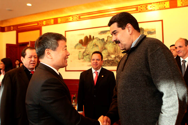 Maduro-China-acuerdos