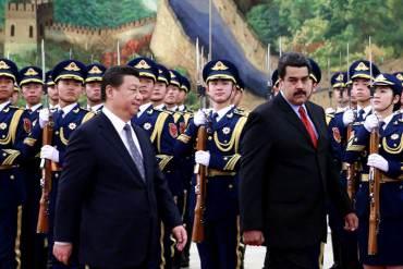 ¡NICOLÁS MINTIÓ! China le da la espalda a Maduro: Pidió 16 mil millones US$ y le dieron promesas