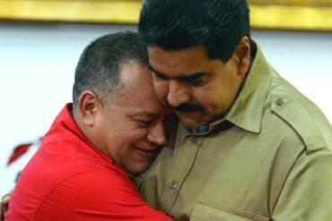 ¡LA SANTA PALOMA! Maduro reafirma su apoyo a Diosdado Cabello ante acusación de narcotráfico
