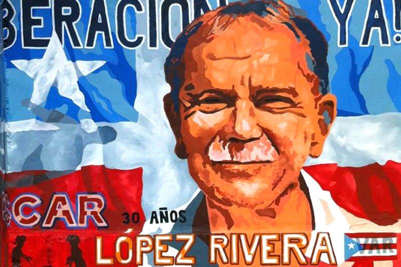 Oscar Lopez Rivera Fuerzas Armadas de Liberación Nacional de Puerto Rico