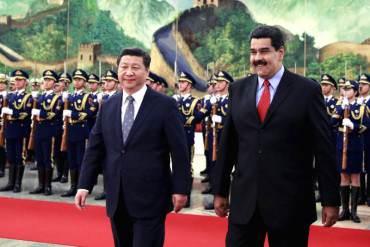 ¡GRACIAS POR TANTO NICOLÁS! Cada venezolano debe a China más del doble del cupo de Internet