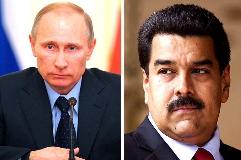 Putin-Vs-Maduro