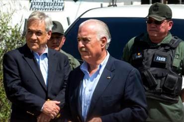 ¡PASA EN DICTADURA! Presidente de El Universal censuró nota sobre visita de expresidentes a Ramo Verde