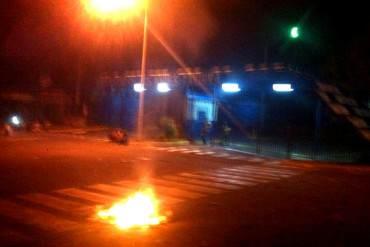 ¡ESTUDIANTES ACTIVOS! Reinician protestas en San Cristóbal: Según Vielma Mora no hay motivos