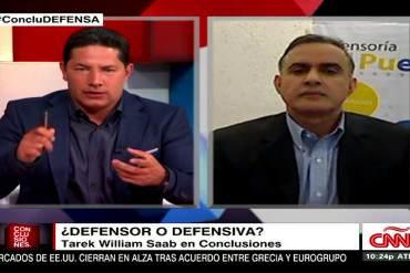 """¡BUENÍSIMO! Así fue como Fernando del Rincón """"barrió el piso"""" con Tarek William Saab (+Video)"""