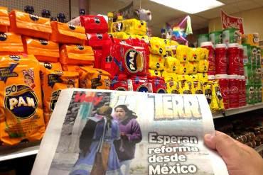 ¡RÉGIMEN ABSURDO! Prohíben fabricación de harina para cachapas, empanadas y arepitas dulces