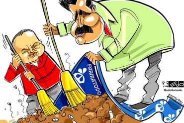 ¡EXPERTOS EN POTES DE HUMO! Diosdado Cabello enfrenta escándalo con arremetida revolucionaria
