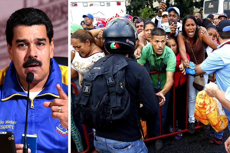 Maduro-Colas-Escasez-comida