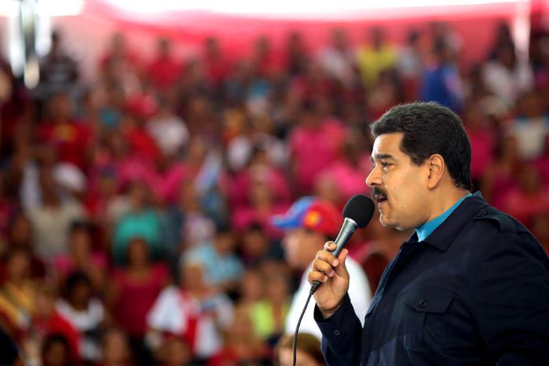 Nicolas-Maduro-PSUV