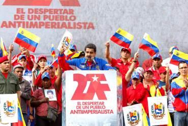 """¡ÚLTIMA HORA! Maduro ordena encarcelar a piloto norteamericano por supuesto """"espionaje"""""""