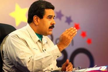"""Maduro amenaza a empresarios: """"A mí ningún pelucón me va a venir a tender una trampa"""""""