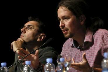 ¡AHÍ RODÓ NUESTRO DINERO…! Cadivi aprobó divisas a Podemos y a empresarios españoles